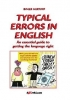 Typical Errors in English